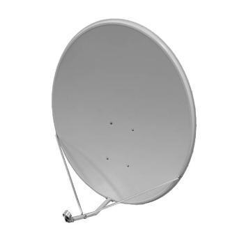Антенна спутниковая  0,9м с кронштейном