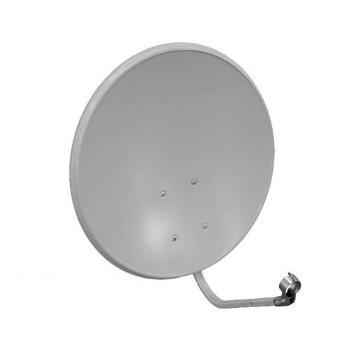 Антенна спутниковая  0,6м облегченная с кронштейном СКН 605