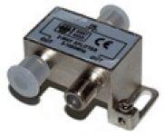 Splitter - 2 ТВ  под  F разъем  5-1000 MHz  REXANT