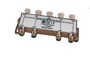 Splitter - 8 ТВ  под  F разъем  5-1000 MHz  REXANT