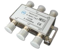 TAH  416F (4x16dB, 5-862MHz)  RTM
