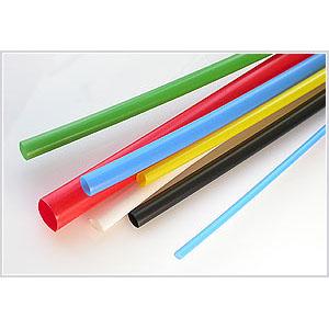 Термоусадка клеевая черная 6,0/2,0мм.1м; 12,0/4,0мм.1м.; 18,0/6,0мм.1м.