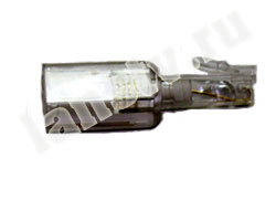 Телефонный   проходник   4P-4C   поворотный,  антискручиватель  (FD-6126)
