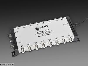 Переключатель  LCT  LS  316 (оконечный)