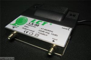 Усилитель квартирный LCT LX-50