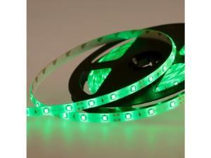 Лента светодиодная гибкая герметичная LED 10 x 3,0 мм. зеленая