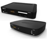 Комплект Триколор ТВ  на 2 ТВ: ресиверы GS E501 и GS C5911