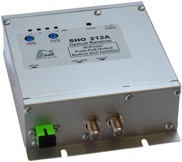 Оптический приемник  SHO 212A