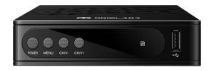 Цифровая эфирная приставка DVB-T2 Oriel 403D