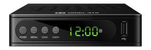 Цифровая эфирная приставка DVB-T2 Oriel 415D