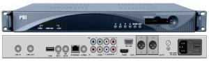 Приемник DCH-3100P-10С DVB-С MPEG-2/4 SD, 2CI, вых, композит